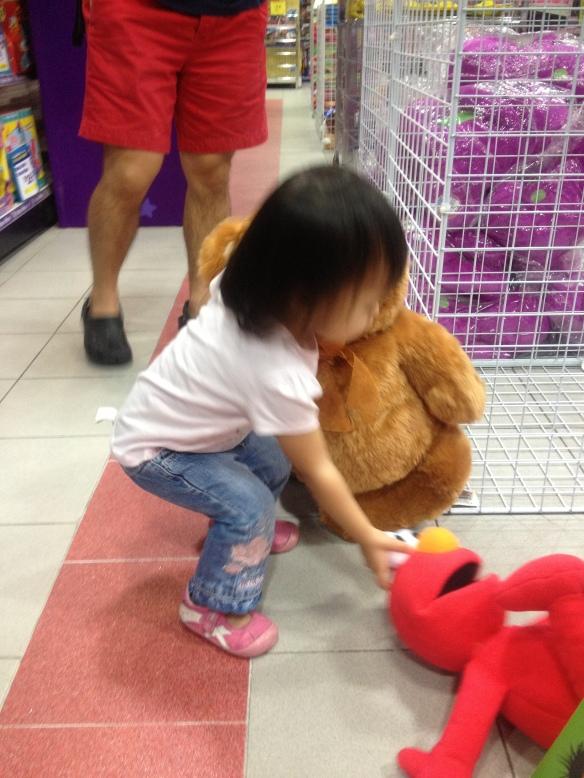 Elmo too